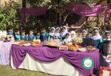 تصویر برگزاری جشن میلاد حضرت زهرا در مهد کودک های کربلا