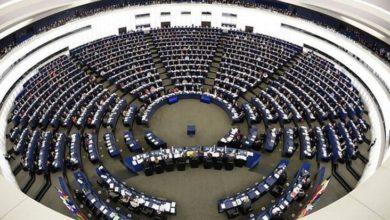 تصویر پارلمان اروپا: فروش تسلیحات نظامی به عربستان و امارات ممنوع است