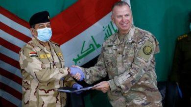 تصویر ائتلاف بین المللی: نیروهای عراقی دیگر نیازی به آموزش ندارند