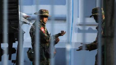 تصویر درخواست نماینده میانمار در سازمان ملل: دموکراسی را به این کشور برگردانید