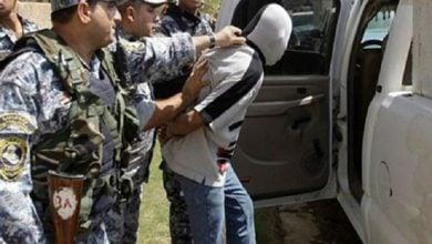 تصویر مسئول شبکههای اجتماعی داعش بازداشت شد