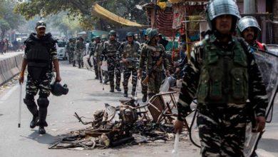 تصویر دیدبان حقوق بشر هند را به نقض حقوق مسلمانان متهم کرد