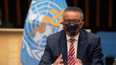 تصویر سازمان بهداشت جهانی: آمار جهانی کرونا کاهش 20 درصدی را نشان می دهد