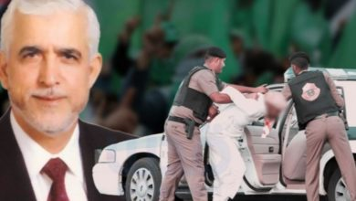 تصویر ادامه سرکوب اخوانی ها توسط وهابی ها.. نماینده رسمی حماس در زندان های عربستان فلج شد