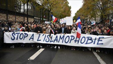 تصویر گزارش/ از پلمپ 400 شرکت متعلق به مسلمانان در فرانسه تا رأی گیری درباره پیش نویس لایحه ضد افراط گرایی اسلامی