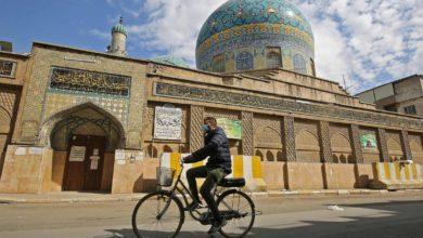 تصویر بازگشایی مساجد و حسینیه ها در سراسر عراق