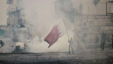 تصویر نامه درخواست ۱۵ نهاد حقوقی به بایدن برای رسیدگی به وضعیت حقوق بشر در بحرین