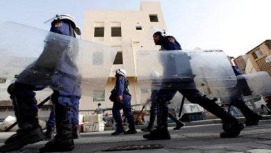 تصویر ضرب و شتم کودکان بازداشتی توسط پلیس بحرین