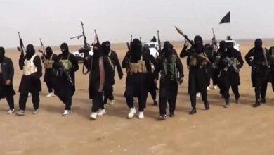 تصویر بازداشت قصاب داعش در تلعفر