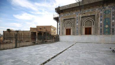 تصویر تکمیل پروژه گسترش فضای حرم امامین عسکریین علیهما السلام