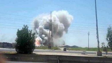 تصویر وقوع دو انفجار در بغداد