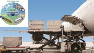 تصویر از خدمات هوایی حلال در ژاپن تا غذای حلال در آمریکا