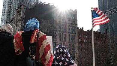 تصویر صدور ویزا برای مسلمانان ممنوع السفر به آمریکا از سر گرفته میشود