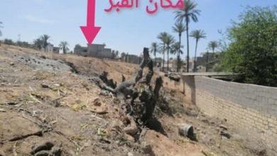 تصویر تخریب قبور و ضریح های موجود در لیبی توسط سنیهای تندرو