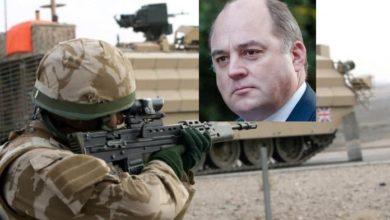 تصویر اعتراف وزیر دفاع انگلیس: ما مرتکب جنایت های جنگی در عراق شدیم