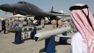 تصویر تصویب لایحه محدودیت فروش تسلیحات به عربستان توسط مجلس آمریکا