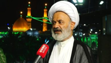 تصویر مشاور سازمان های حقوقی شیعیان: از گفتگوی ایرانی سعودی استقبال می کنیم