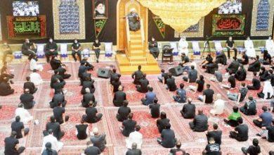 تصویر محکوم کردن جسارت به شعائر مقدس حسینی علیه السلام