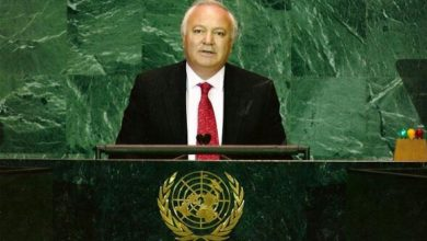 تصویر مسئول ارشد سازمان ملل مسجد ستیزی در فرانسه را محکوم کرد