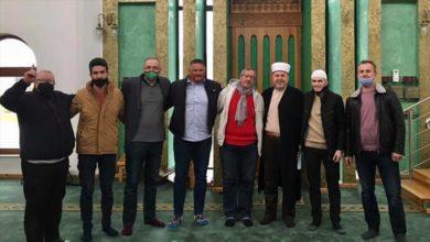 تصویر برادرزاده رهبر کاتولیکهای بوسنی مسلمان شد
