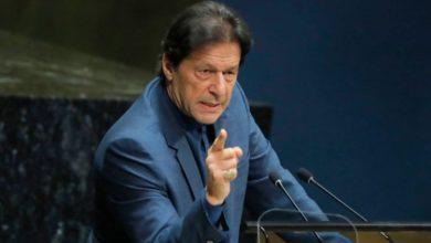 تصویر درخواست پاکستان برای جرم انگاری توهین به پیامبر خدا صلی الله علیه و آله در کشورهای غربی