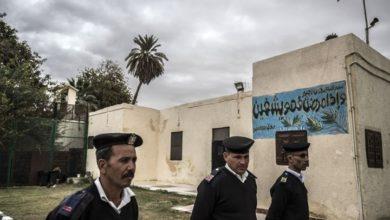 تصویر مصر بیش از ۱۲۰ بازداشتی اخوان المسلمین را آزاد کرد