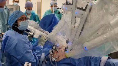 تصویر معرفی رباتهای جراحی نوین توسط پزشک مسلمان اسکاتلندی