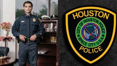 تصویر پلیس هیوستون اولین دستیار رئیس پلیس مسلمان را استخدام کرد