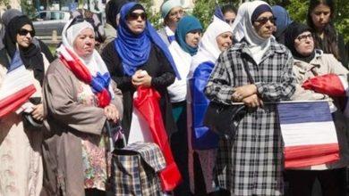 تصویر رای مجلس سنای فرانسه به ممنوعیت حجاب برای افراد زیر ۱۸ سال