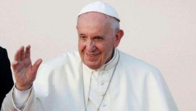 تصویر درخواست پاپ برای توقف ارسال سلاح به یمن و سوریه و لیبی