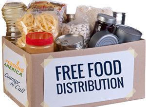 تصویر آغاز طرح رمضانی مرکز اسلامی آمریکا برای اطعام نیازمندان