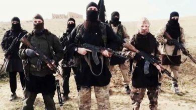 تصویر اعدام یک کشیش توسط گروه تروریستی داعش در مصر