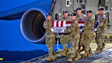تصویر فرمانده نیروهای نظامی آمریکا در افغانستان: تخلیه پایگاههایمان را آغاز کرده ایم
