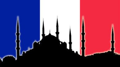 تصویر نماز خواندن در دانشگاههای فرانسه ممنوع میشود