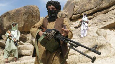 تصویر سنی های تندروی طالبان: جنگ در ماه رمضان ثواب دارد!