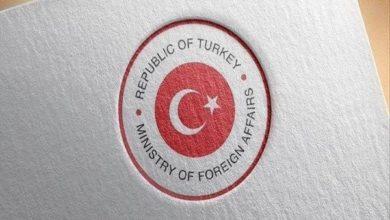 تصویر انتقاد ترکیه از گزارش آمریکا درباره آزادی دینی در این کشور