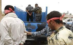 تصویر هشدار عراق نسبت به انتقال خطرناکترین تروریستها به طرف موصل