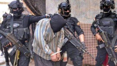تصویر مسئول پرونده اسرای داعش در نینوا دستگیر شد