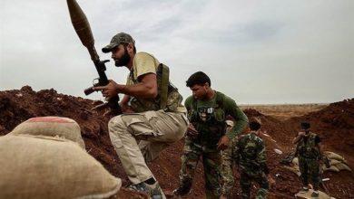 تصویر ترویستهای جبهه النصره بیش از ۵۰ مرتبه آتشبس را نقض کردهاند