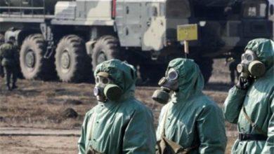 تصویر آزمایش سلاحهای شیمیایی روی زندانیان عراقی توسط داعش