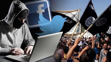 تصویر آمریکا به کمپین مبارزه با افراطگرایی آنلاین میپیوندد