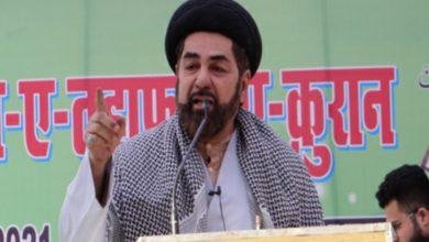 تصویر دبیرکل مجلس علمای هند: سکوت سازمانهای حقوق بشری در برابر کشتار شیعیان تأسف بار است