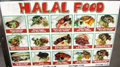 تصویر طرح گنجاندن غذای حلال در منوی رستوران های ایرلند