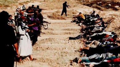 تصویر صدور حکم اعدام برای ۹ تن از عاملان جنایت اسپایکر