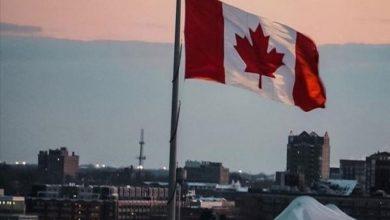 تصویر پخش اذان و قرآن از تلویزیون کانادا در گرامیداشت قربانیان اسلامهراسی