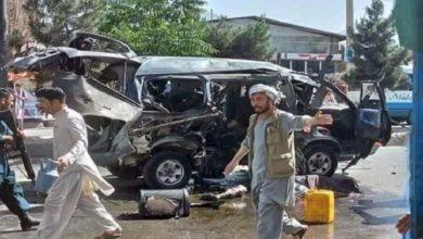 تصویر حمله تروریستی به شیعیان در کابل
