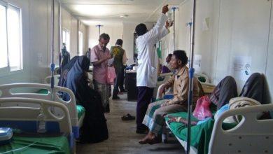 تصویر مرگ ۸۰ هزار بیمار به علت محاصره یمن