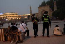 تصویر درخواست 40 کشور جهان از چین درباره مسلمانان سینکیانگ