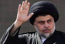 تصویر مقتدی صدر ایران و عربستان را به گفتگو فراخواند