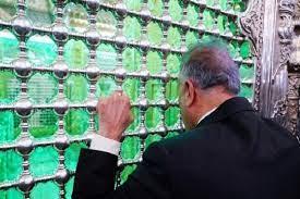 تصویر نخست وزیر عراق: هدف ما تبدیل شهر مقدس سامرا به پایتخت فرهنگی و محل مراجعه عشاق اهل بیت علیهم السلام است